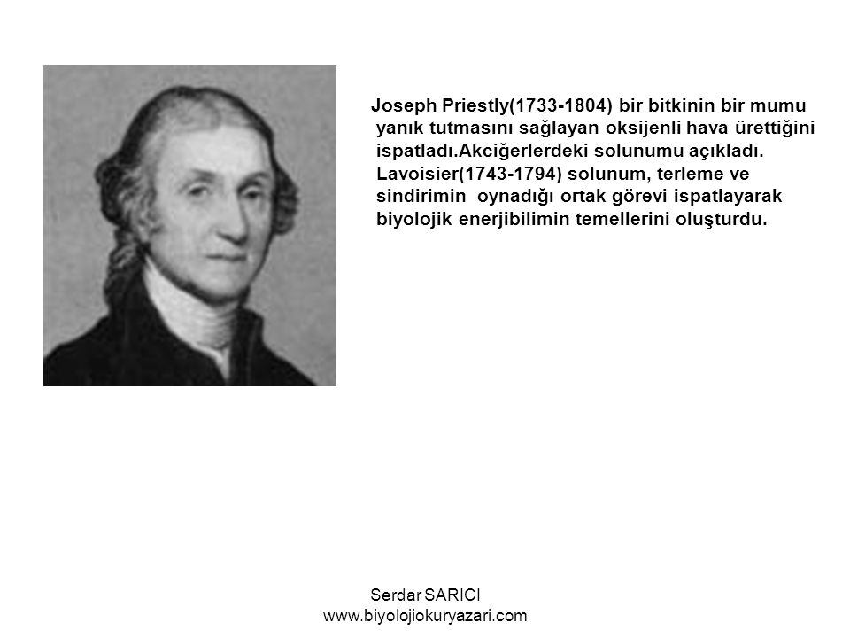 1789 yılında, nüfusbilimi için çok önemli kurallara imza atan çalışması, Nüfus Artışı Hakkında Araştırma yı yayımladı.