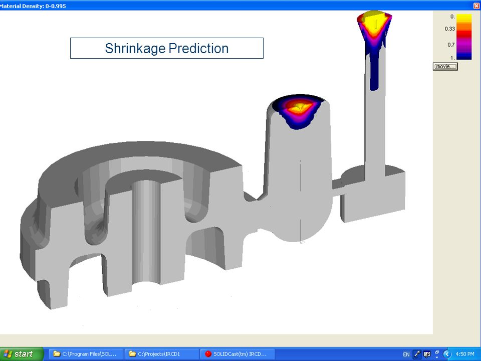 Materials and Chemistry İstanbul Üniversitesi Metalurji ve Malzeme Mühendisliği Shrinkage Prediction