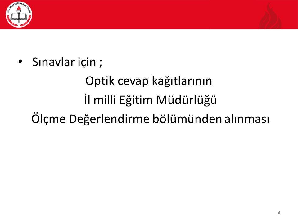 2.İL/İLÇE KOMİSYONLARI 2.1.