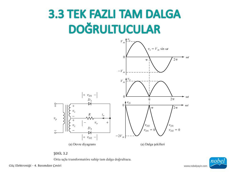 3.14.1 AA Film Kapasitörler 3.14.2 Seramik Kapasitörler