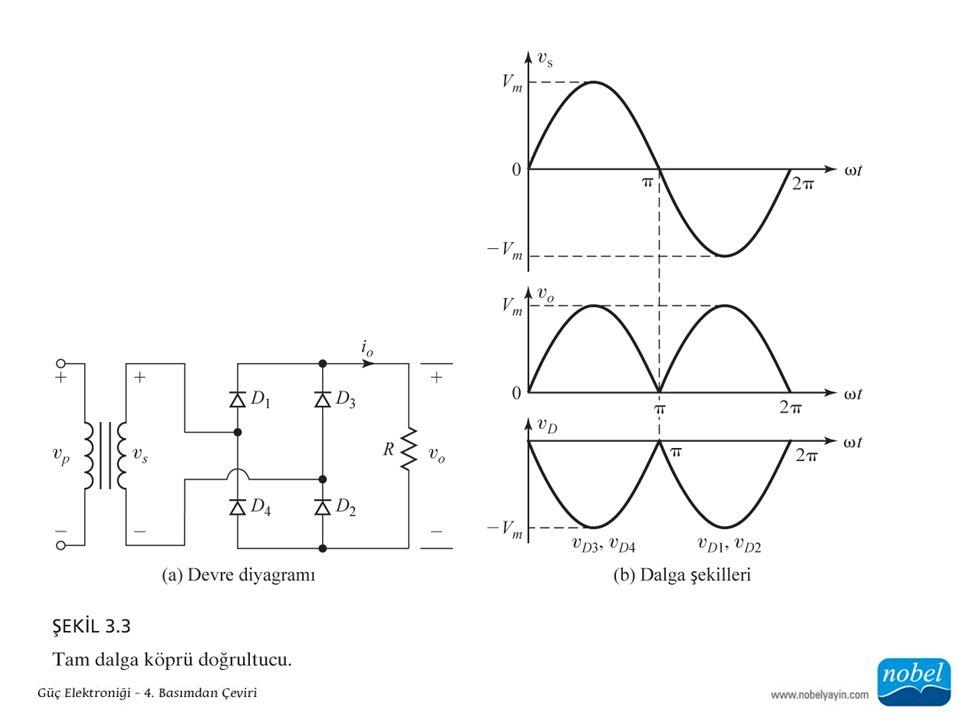 3.14.3 Alüminyum Elektrolitik Kapasitörler