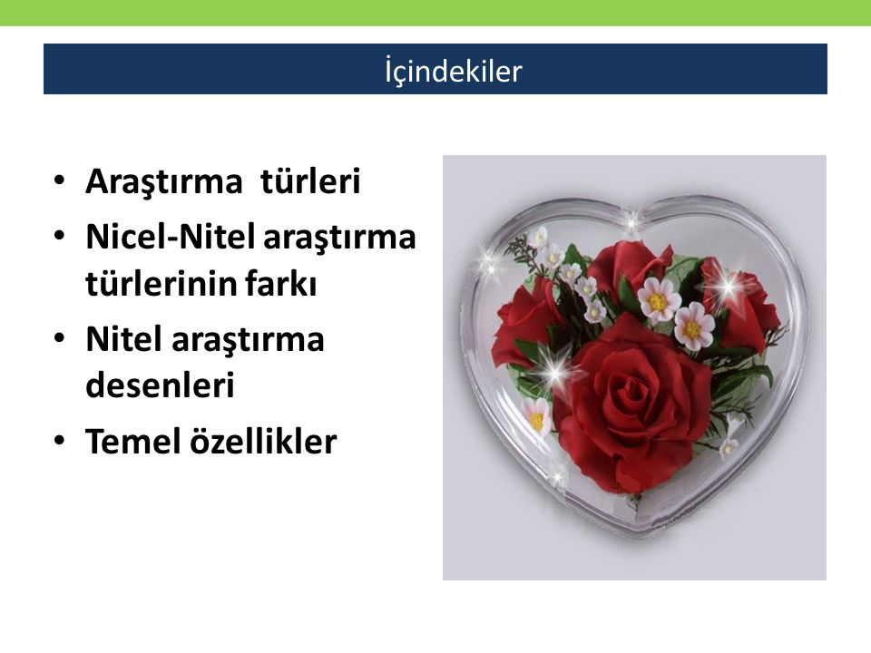 ŞİMŞEK, Nitel Araştırma Yöntemleri, ODTÜ Eğitim Fakültesi, Sunum.