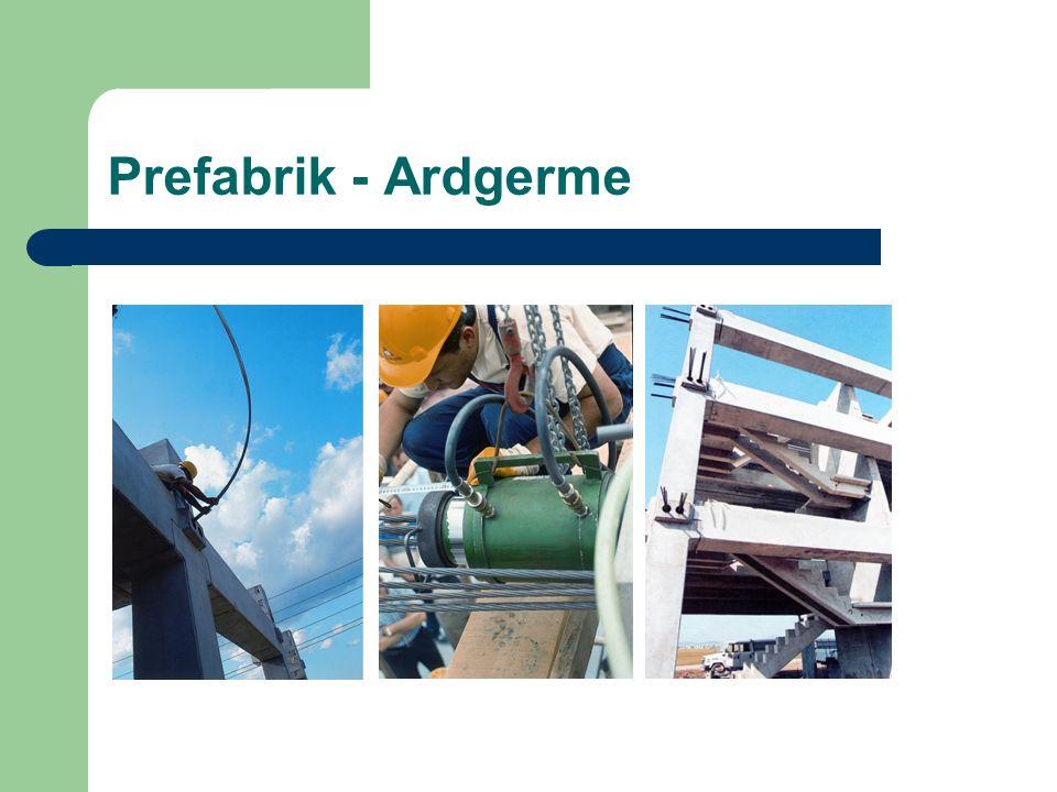 Prefabrik - Ardgerme