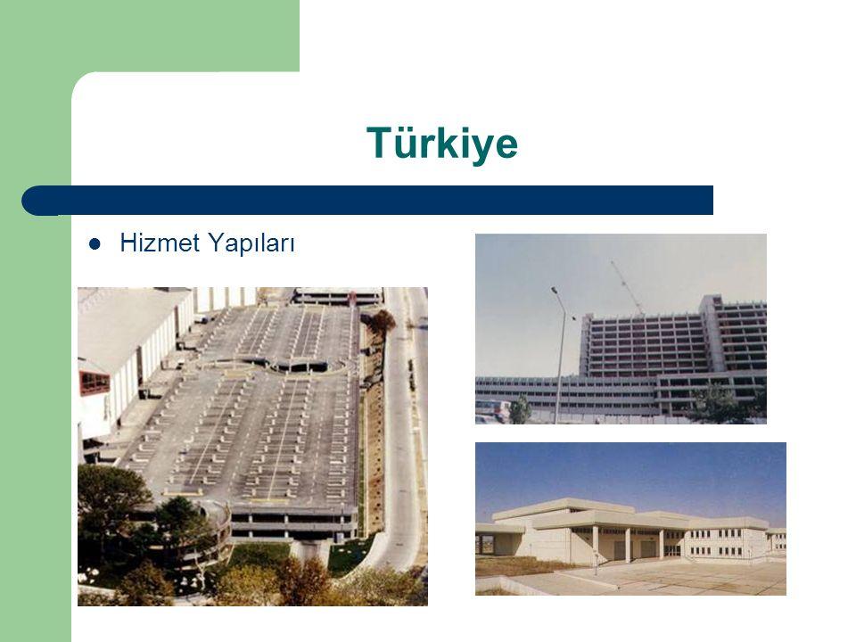 Türkiye İdari Binalar