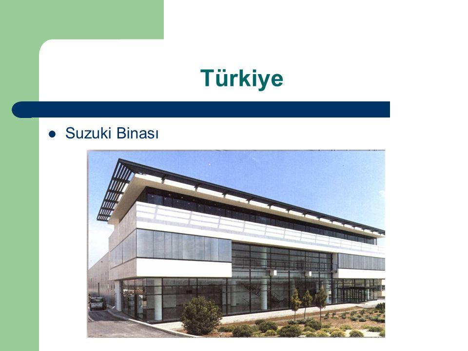 Türkiye Suzuki Binası