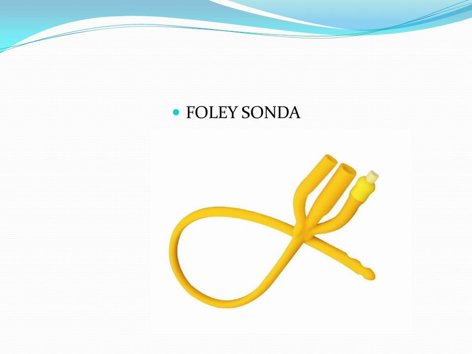 FOLEY SONDA