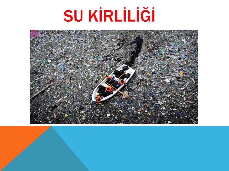 SU KİRLİLİĞİ