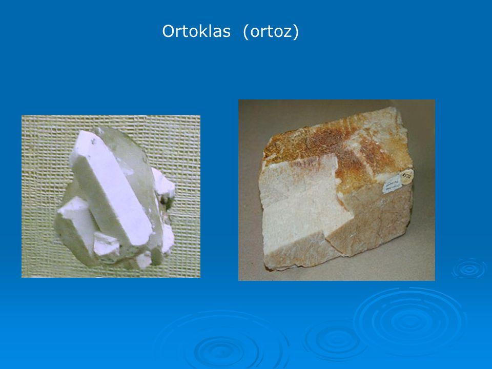 Ortoklas (ortoz)