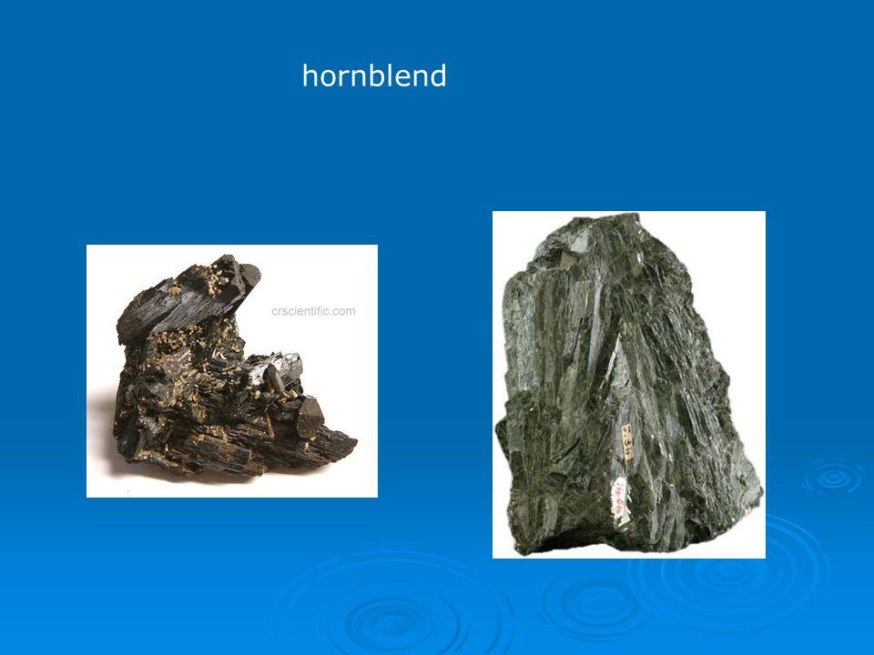 hornblend