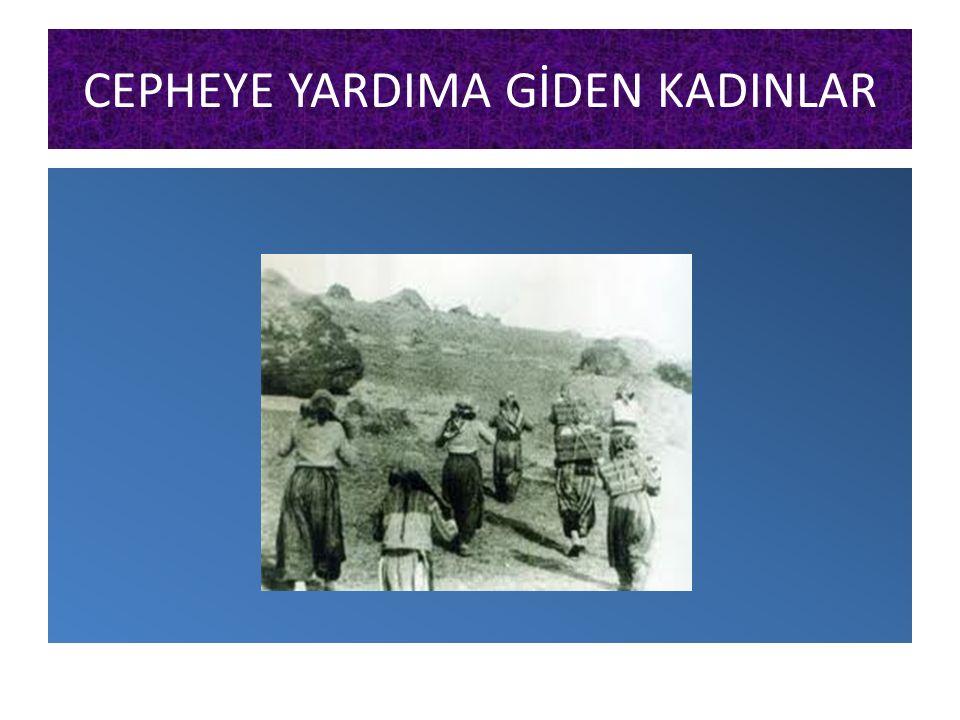 FATMA SEHER ERDEN (ERZURUMLU KARA FATMA) FATMA SEHER ERDEN (ERZURUMLU KARA FATMA) 1888'de Erzurum'da doğdu. Subay Suat Derviş Bey ile evlenip Balkan S
