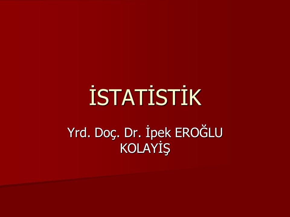 4.İstatistiksel karar 4.