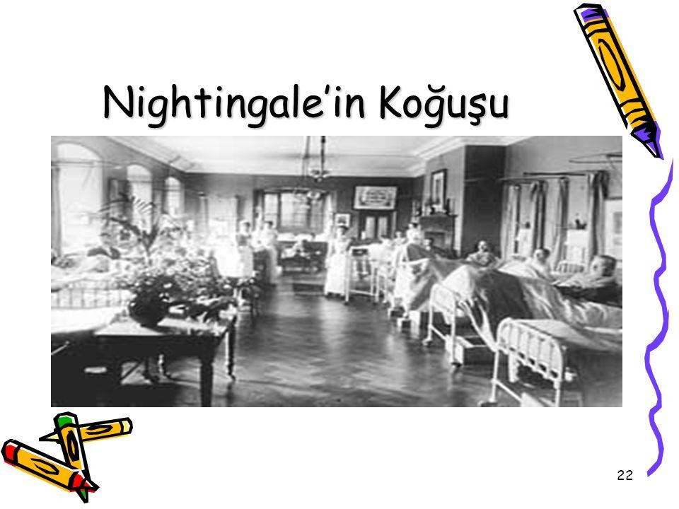 22 Nightingale'in Koğuşu