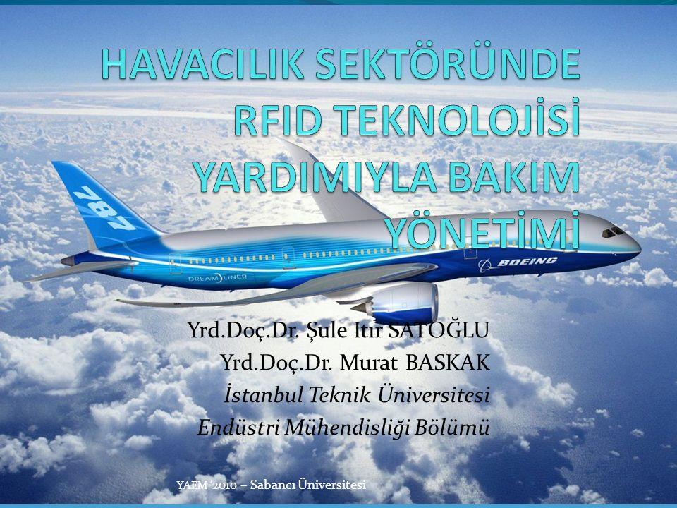 Yrd.Doç.Dr. Şule Itır SATOĞLU Yrd.Doç.Dr. Murat BASKAK İstanbul Teknik Üniversitesi Endüstri Mühendisliği Bölümü YAEM ' 2010 – Sabancı Üniversitesi