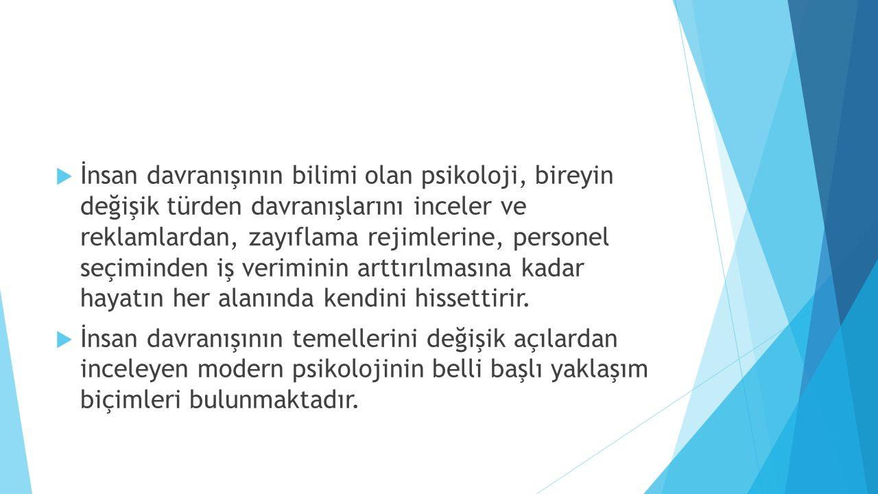 8.Okul ve Eğitim Psikolojisi  Hangi konu kime ve nasıl öğretilmelidir.