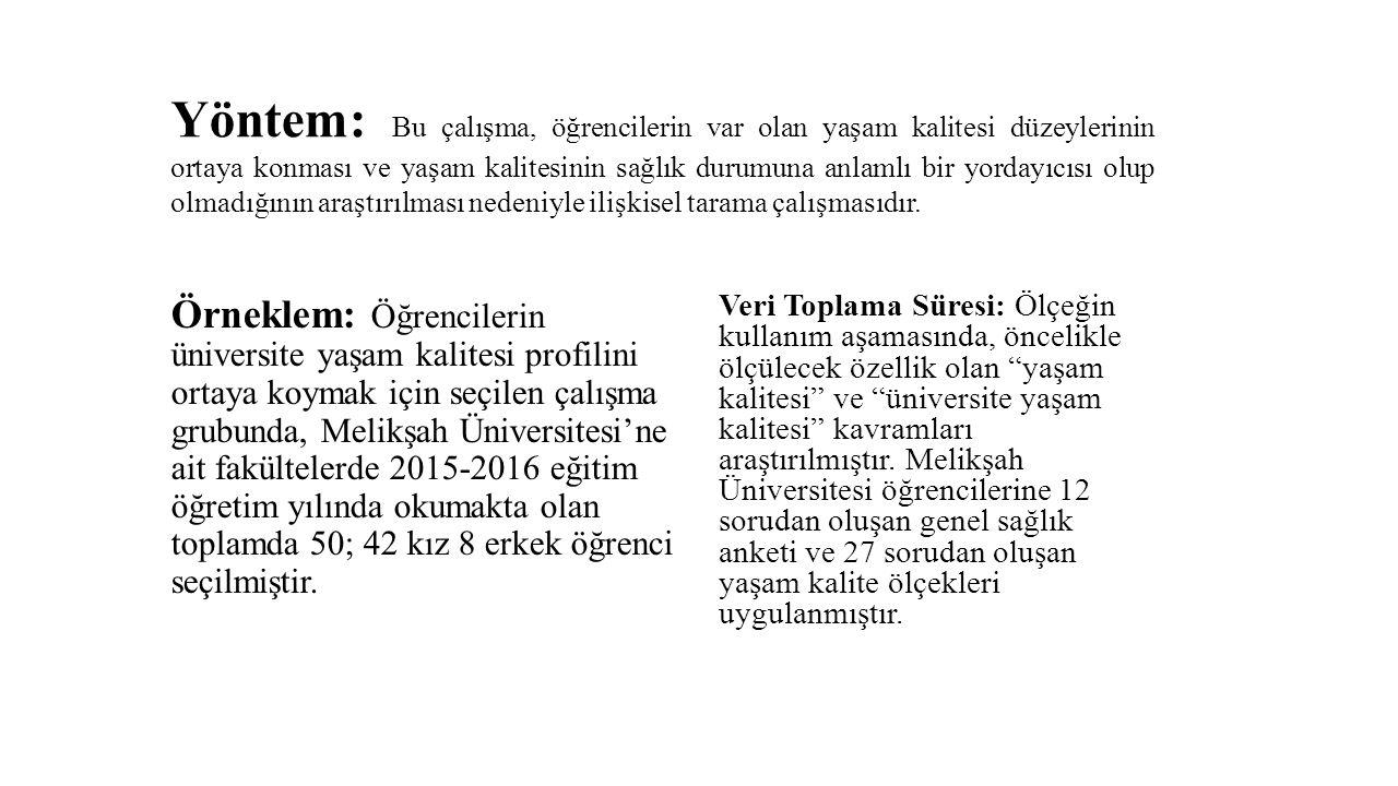 Kaynakça; Büyüköztürk Ş.(2009).