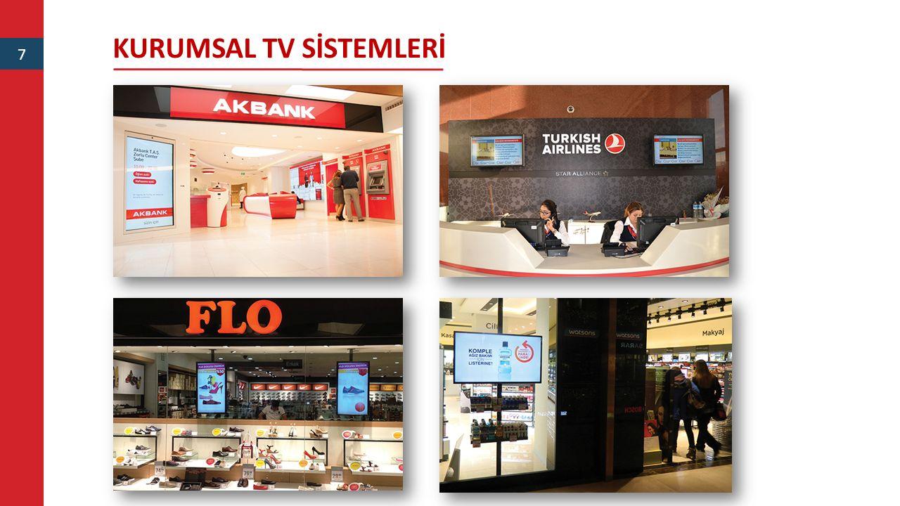 KURUMSAL TV SİSTEMLERİ 7