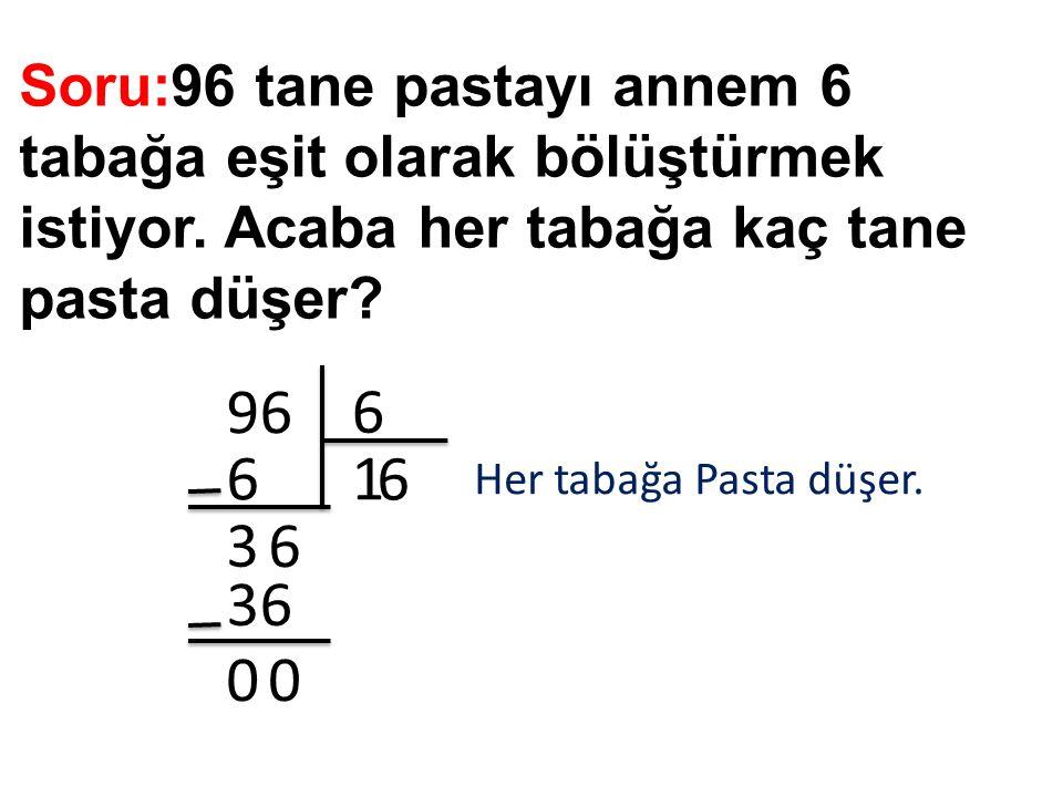 Soru: İlknur, aldığı 42 okul sütünü 3 sınıfa paylaştırdı.