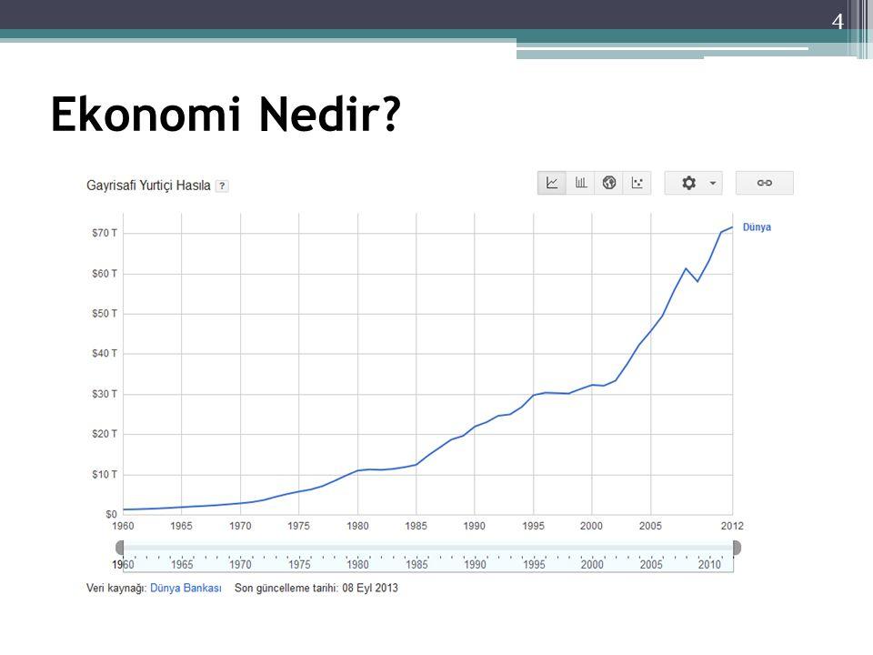 Ekonomik Sistemler Bir toplumda ekonominin temel soruları o toplumda uygulanan ekonomik sistem çerçevesinde çözülür.