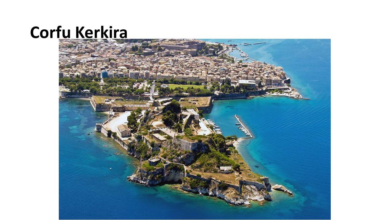 Corfu Kerkira