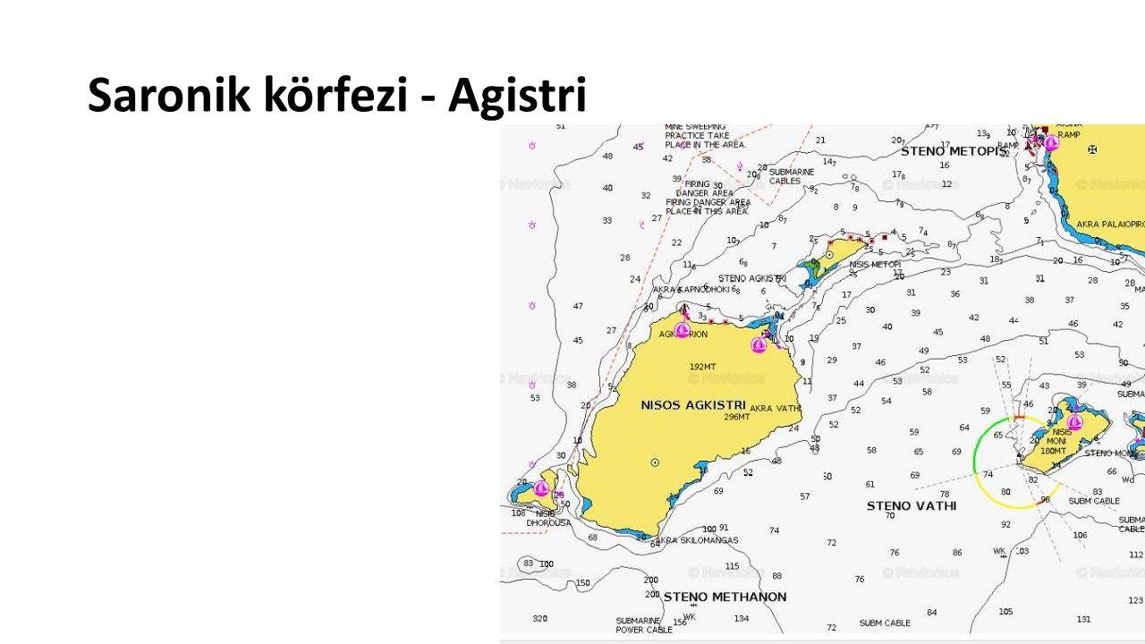 Saronik körfezi - Agistri