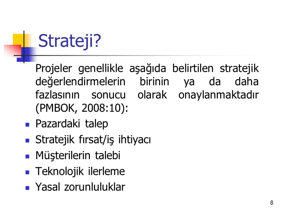 Strateji.