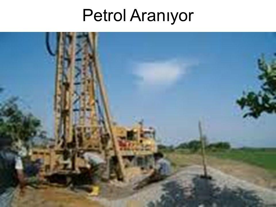 Petrol Aranıyor