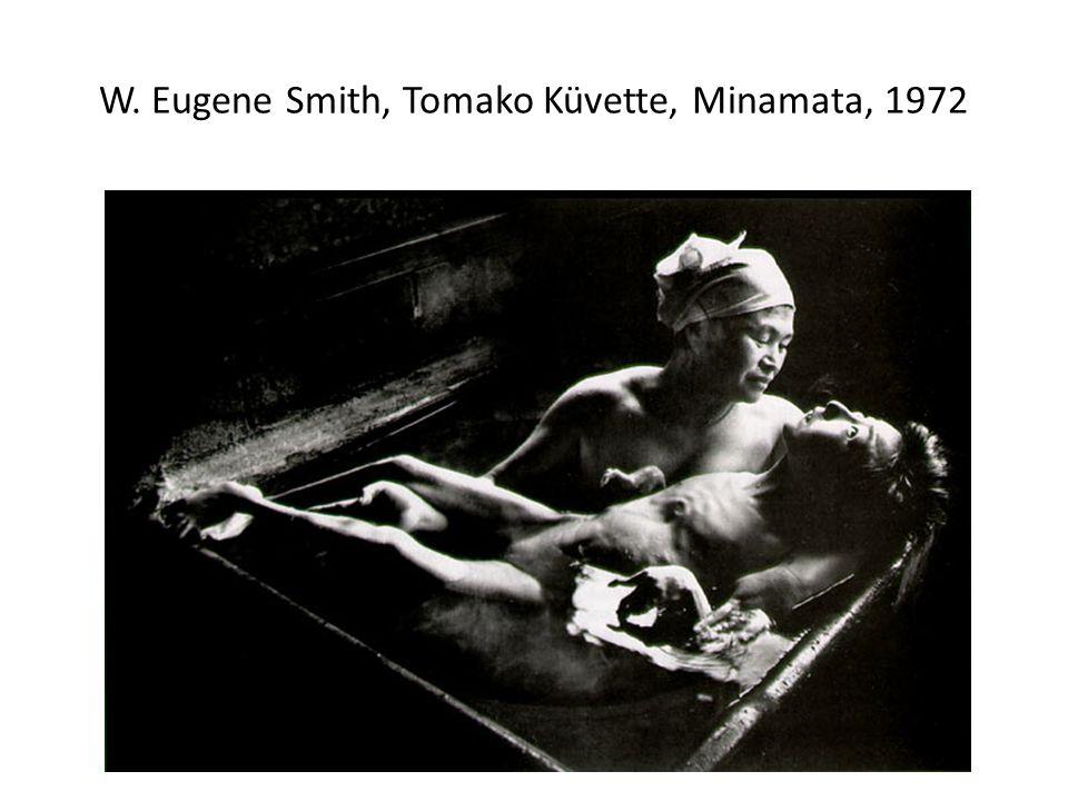 Eugene Smith (1918-1978) Eugene Smith, fotoğraf kariyeri boyunca ürettiği çok sayıda foto- röportaj ile 20.yy'ın en saygı duyulan fotoğrafçılarından biri olmuştur.