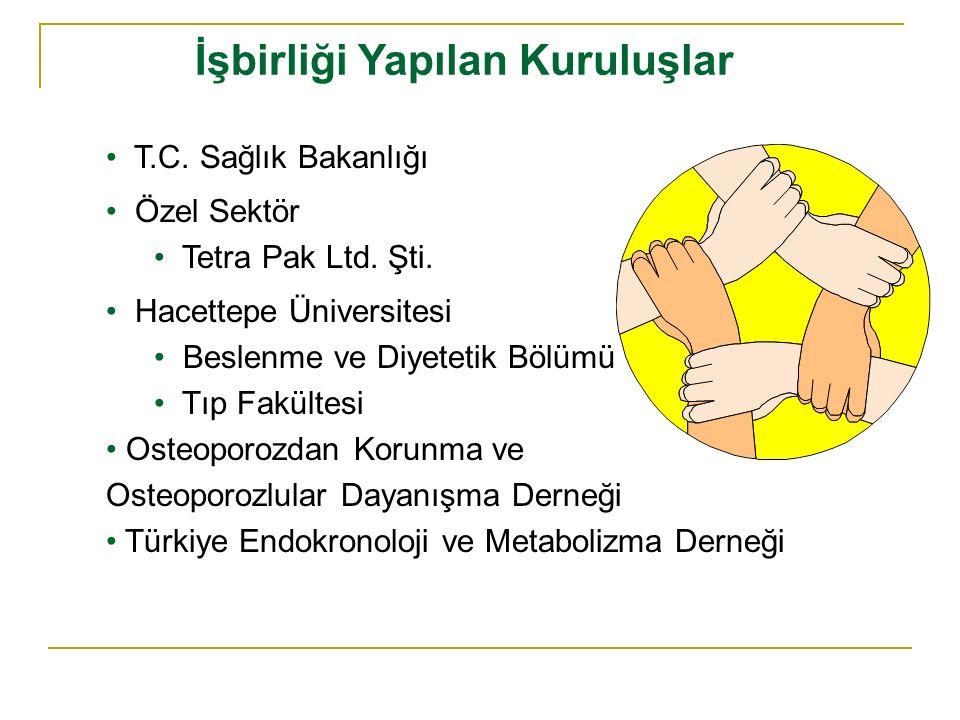T.C. Sağlık Bakanlığı Özel Sektör Tetra Pak Ltd. Şti.