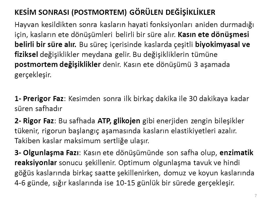 18 ANORMAL POSTMORTAL DEĞİŞİMLER 1.