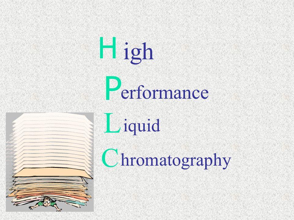 Sıvı Kromatografisi Sabit fazın türüne göre sınıflandırılır: 1. Sıvı-Sıvı Kromatografisi: Sabit faz dolgu materyali üzerine yayılmış sıvı filmidir. 2.