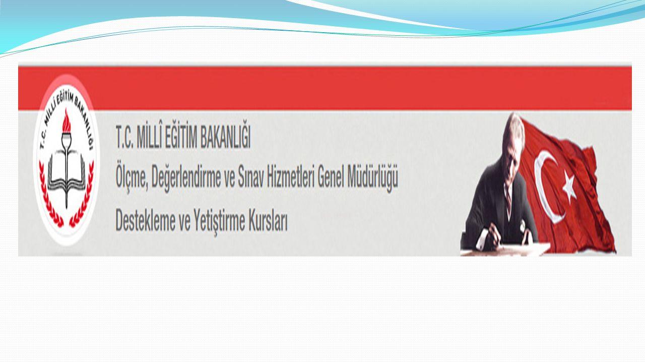 KAZANıM KAVRAMA TESTLERI KADROSU Testler, Soru Oluşturma ve Geliştirme Dairesi Başkanlığı bünyesinde Kazanım Kavrama Testleri Birimi tarafından üretilmektedir.