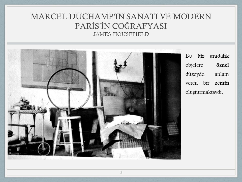 34 MARCEL DUCHAMP IN SANATI VE MODERN PAR İ S 'İ N CO Ğ RAFYASI JAMES HOUSEFIELD Vendôme Sütunu Vendôme Sütunu 1810 ' da Napolyon ' un be ş yıl önceki Austerlitz sava ş ındaki zaferini göstermektedir..