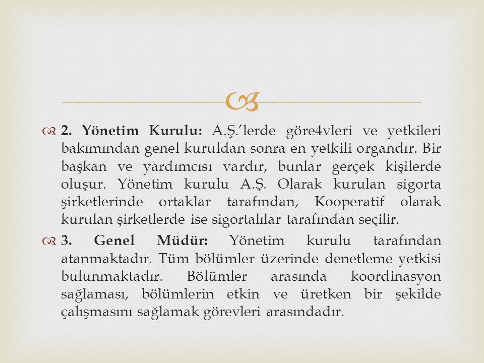   Türk sigorta sektörü, özellikle AB ile sektörel düzeyde uyum sağlama sürecinde gündeme gelen liberalleşme çalışmaları 1980'lerin sonlarında yoğunlaşmıştır.
