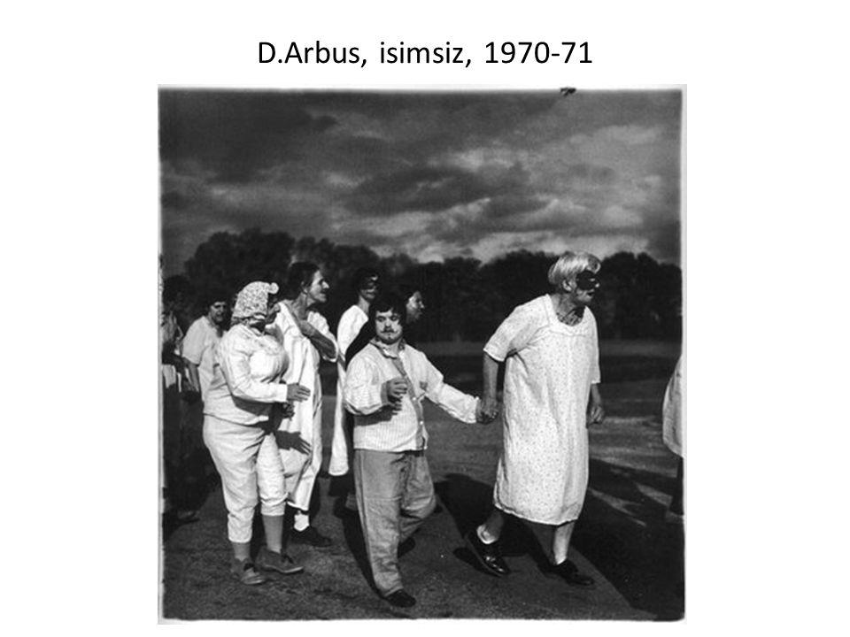 D.Arbus, isimsiz, 1970-71