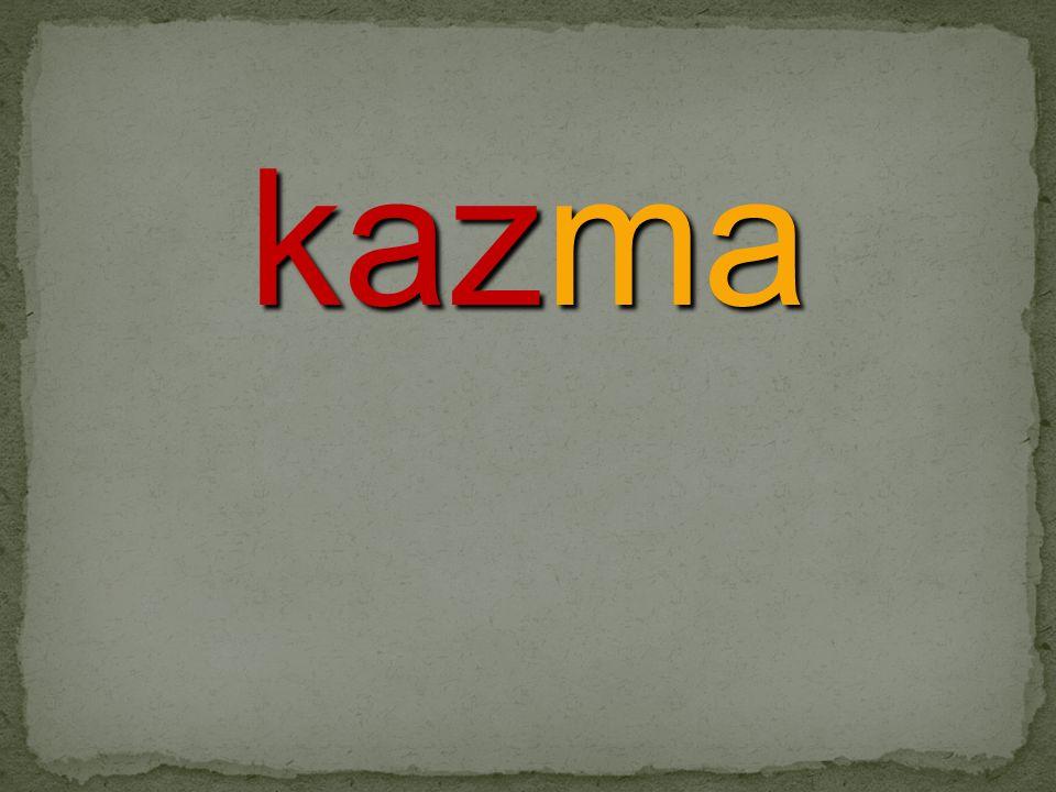 kazma