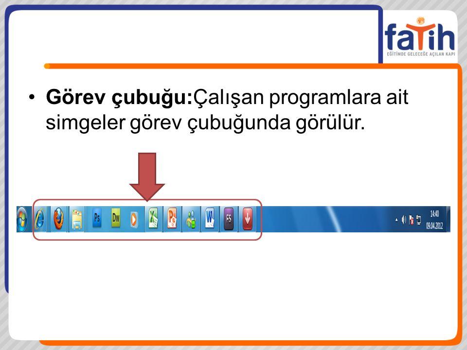 Görüntü Ayarları Ekran çözünürlüğü ve renk derinliğinin ayarlanmasını sağlar, Görüntü penceresinde Çözünürlüğü ayarla seçeneğiyle ekran çözünürlüğü değiştirilebilir,