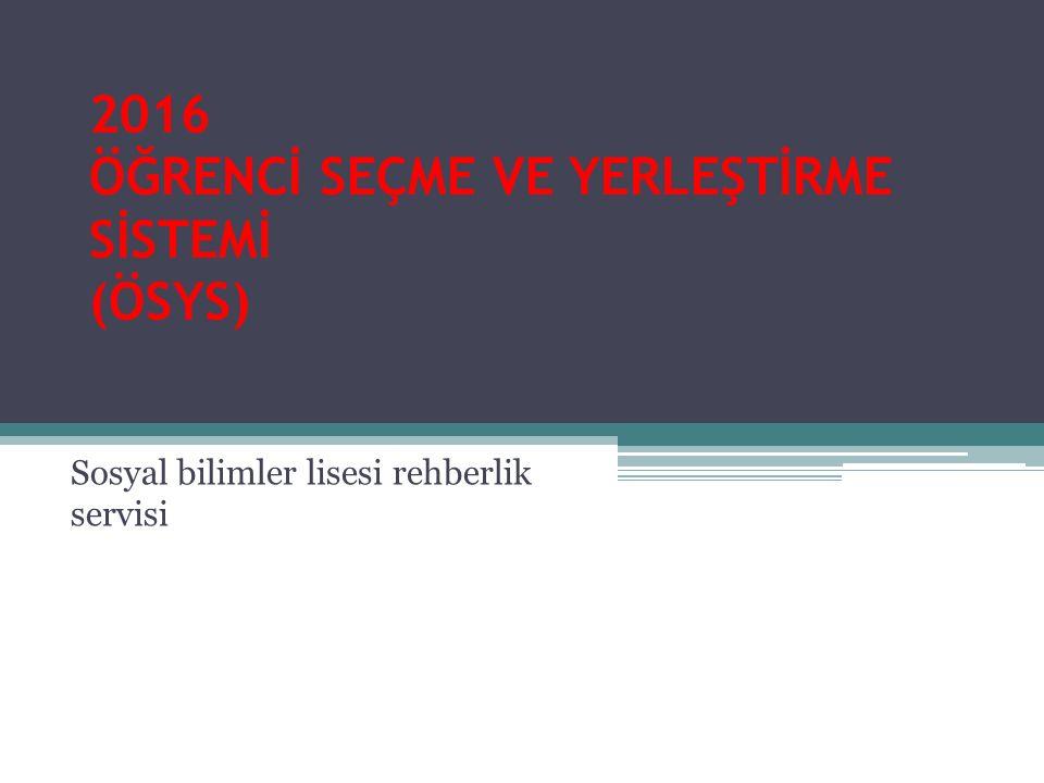 TM - 1 PUANI İLE ÖĞRENCİ ALAN BÖLÜMLER ( Matematik Ağırlıklı) 1.