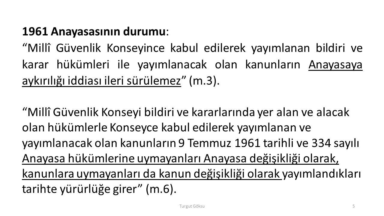 Turgut Göksu26 Ampirik Demokrasi Teorisi Demokrasinin tanımında olması gereken e değil, olan a bakar.