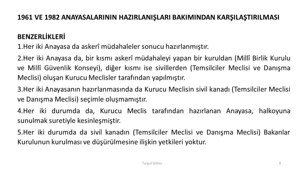 Turgut Göksu19 Bu kavramların içinde en kapsamlı olanı insan hakları dır.