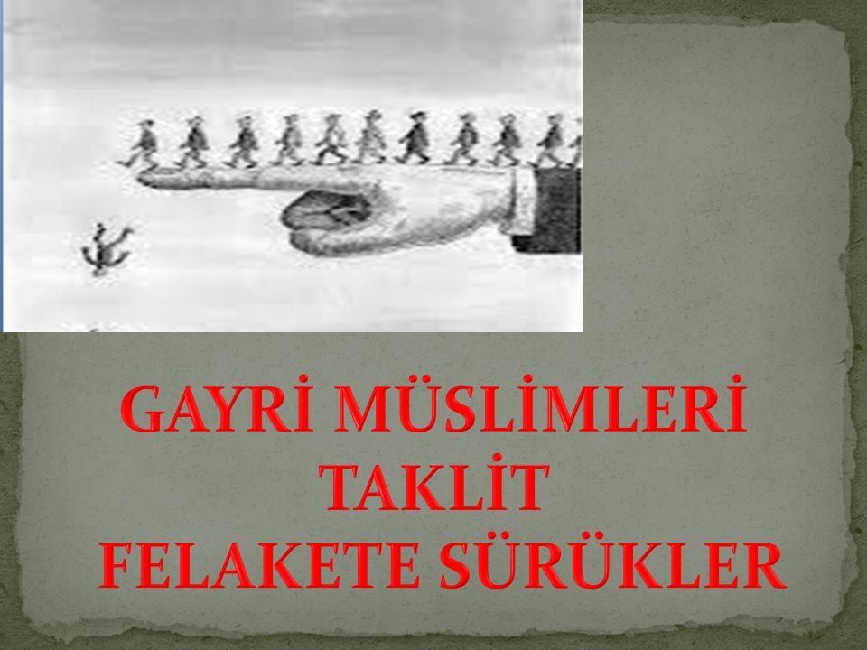 Bir elde kadeh! Bir elde Kur'an! Ne helâldır işimiz, ne de haram! Şu yarım yamalak dünyada, Ne tam kâfiriz, ne de tam bir Müslüman! Ömer Hayyam