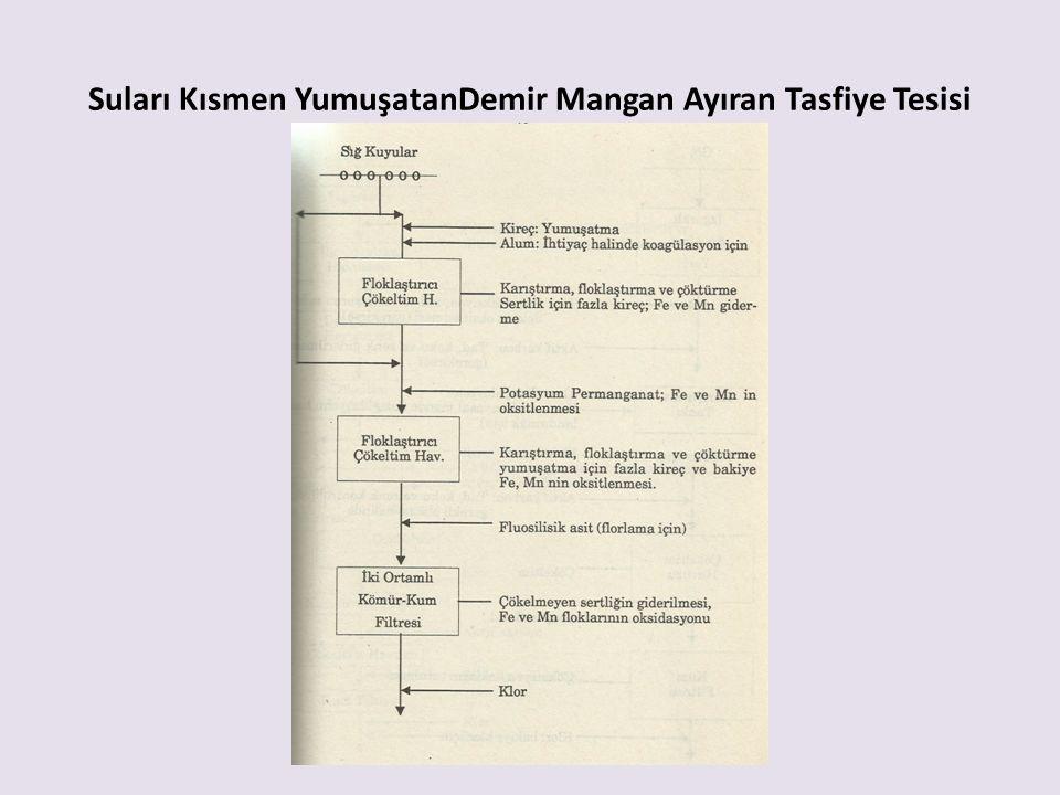 Tat ve Kokuyuda Kontrol Eden Kimyasal Koagülasyon Tasfiye Tesisi