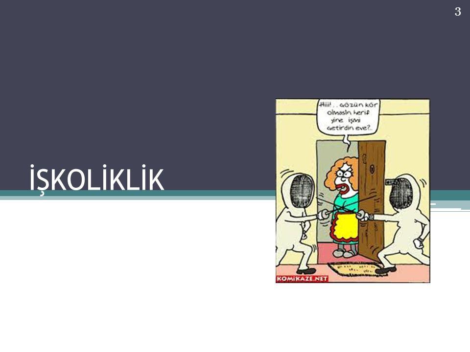 İŞKOLİKLİK 3