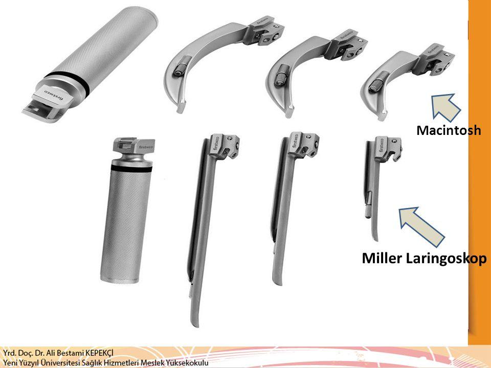 Miller Laringoskop Macintosh