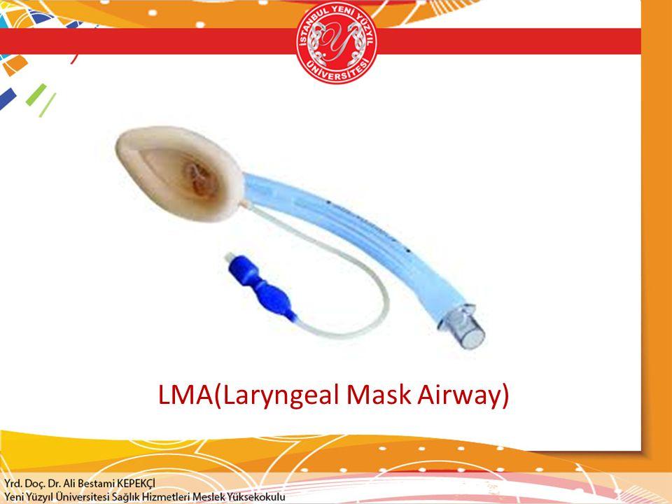 LMA(Laryngeal Mask Airway)