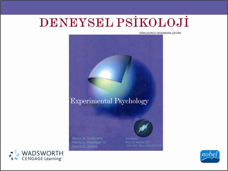 DENEYSEL DESENLER Deneysel desen; denekleri, dışsal değişimleri en aza indirgemesi beklenen şekillerde farklı koşullara atar.
