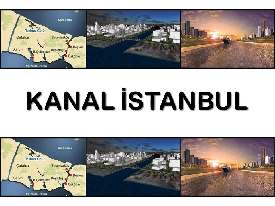 Kanal İstanbul, İstanbul da yapılması düşünülen bir suyolu projesidir.