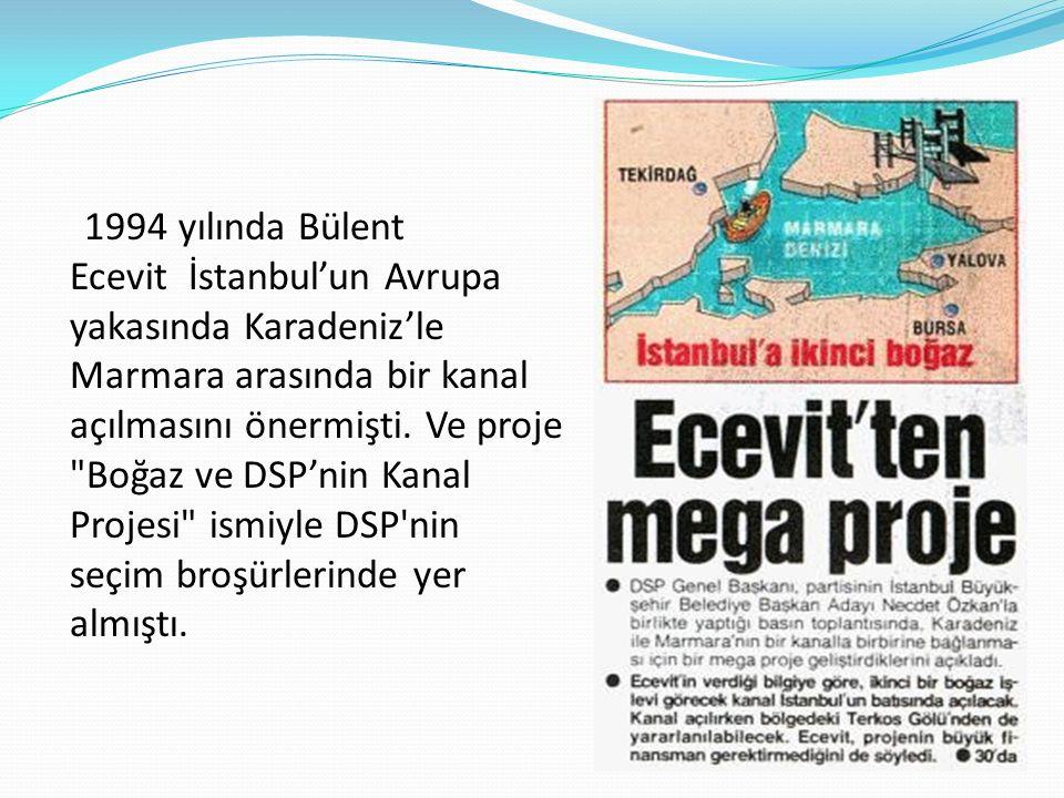  Kenti boğabilir: Yeni kanalla birlikte kentin en bakir bölgeleri de yapılaşmaya açılacak.