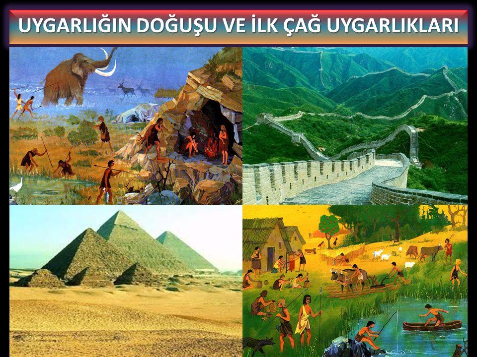 Mezopotamya'da ilk şehir devletlerini Sümerler kurmuşlardır.