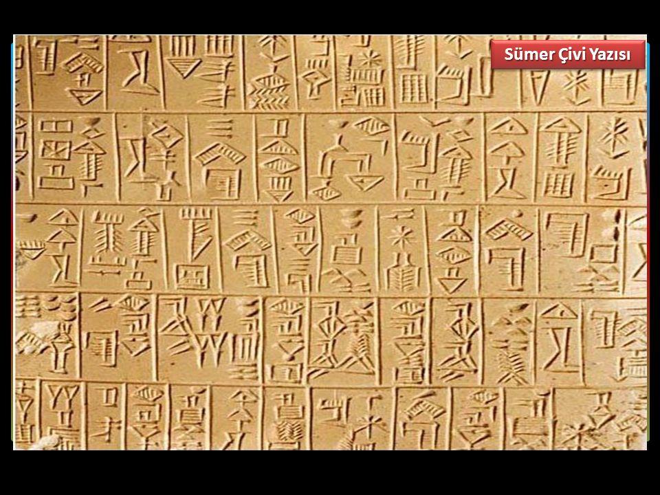 Bilim: Sümerler, astronomi alanında gelişmiştir.Ayrıca matematik ve geometride gelişme göstererek dört işlemi kullanmışlar, bölme ve çarpma cetvelleri hazırlamışlar, yüzey ve hacim ölçmeyi gerçekleştirmişler, daireyi 360 dereceye bölmüşlerdir.