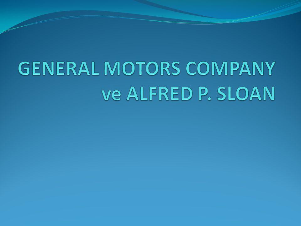 GM (General Motors) in müşterilere her yıl değişik modelleri, farklı renklerde, hem de hiç fiyat farkı olmadan sunması, ayrıca yeni maliyet muhasebesi teknikleri uygulayarak üretim maliyetlerini kontrol altına alması, bu firmanın rekabetçi avantajını artırmıştır.